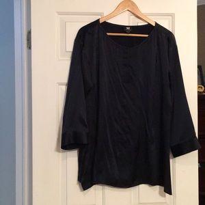 W by Worth Navy tunic